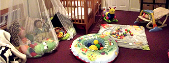 Baby Room Day Care for Children