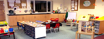 Wigan Childcare Pre-School Room