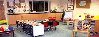 Wigan Childcare Pre-School Room